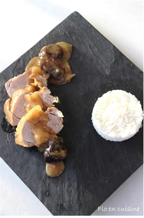 cuisine filet mignon flo en cuisine filet mignon aux pruneaux