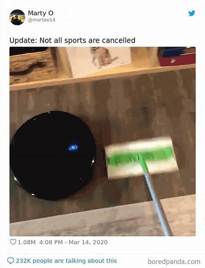 Coronavirus Memes Quarantine Sports Bored Meme Funny