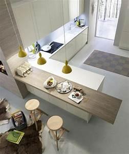 les 25 meilleures idees de la categorie poteau sur With idee couleur escalier bois 6 meuble cuisine bois gris le bois chez vous