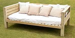 Free Daybed Plans - Woodwork City Free Woodworking Plans