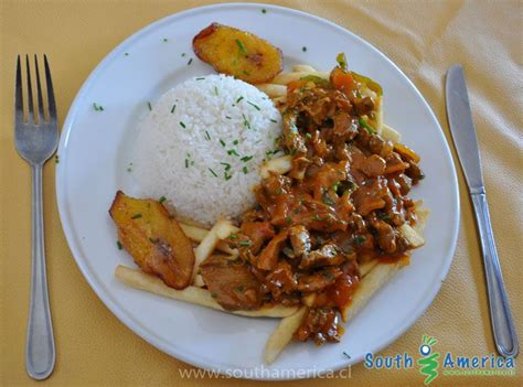 Lomo Saltado  Ecuador Food  Ecuador  Pinterest Lomo