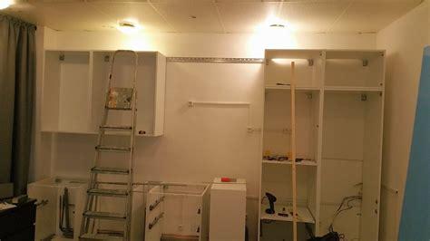 installer cuisine ikea davaus installation cuisine ikea avec des