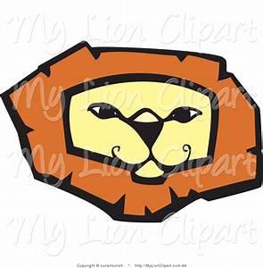 Lion Face Clipart - Clipart Suggest