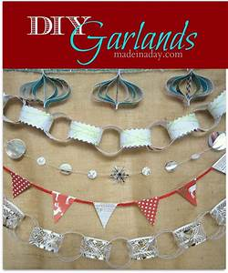 5, Easy, Holiday, Garlands