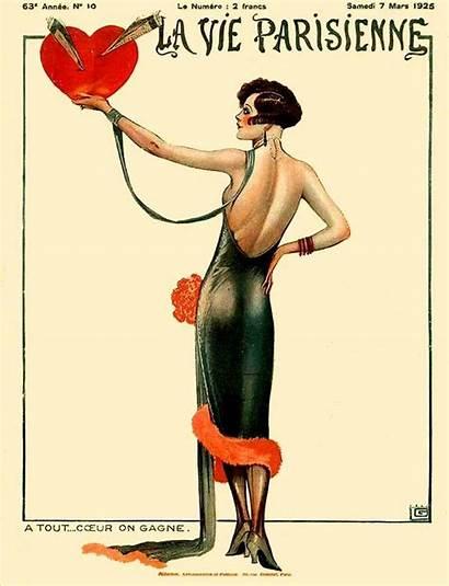 March 1925 Vie Parisienne Parisian Fna Fewr1