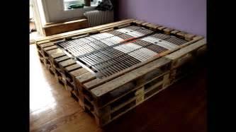 schreibtisch selber bauen arbeitsplatte doppelbett aus europaletten