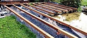 Unterkonstruktion Terrasse Holz : unterkonstruktion terrasse pinterest unterkonstruktion terrasse aus holz und holzterrasse ~ Whattoseeinmadrid.com Haus und Dekorationen