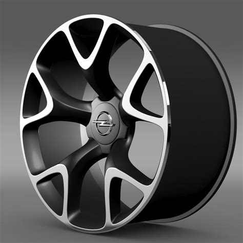 Opel Insignia Opc Concept Rim By Creativeideastudio