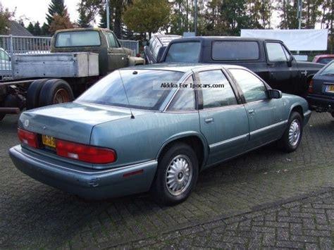 1995 Buick Regal Custom by 1995 Buick Regal Custom Sedan 3 8 Car Photo And Specs