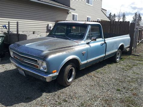 C10 Classifieds by 1967 Chevy C10 Custom 47 Current Chevy And Gmc Classifieds