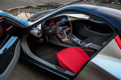 opel gt concept interior revealed  caradvice
