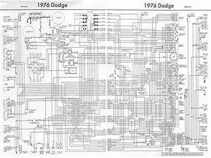Wiring Diagram For 1976 Dodge B200