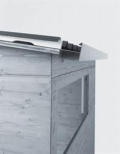 Dach Trapezblech Verlegung : gartenhaus pultdach dach ~ Whattoseeinmadrid.com Haus und Dekorationen