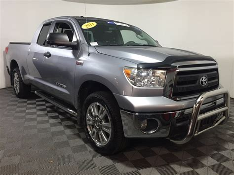 However, multiple gasoline engine options are available for the toyota tundra. Pre-Owned 2013 Toyota Tundra 4WD Truck 4WD Double Cab