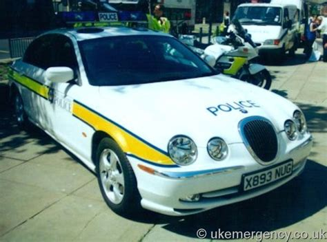 X893 Nug This Is A West Yorkshire Police Jaguar…
