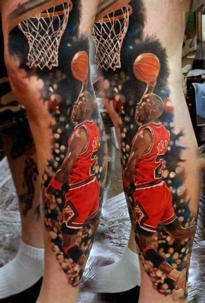 michael jordan tattoo na tatuaze zszywkapl