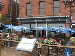 Saint John Ale House - Menu, Prices & Restaurant Reviews ...