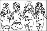 Coloring Friends Pages Friend Forever Printable Drawing Friendship Anime Clipart Getdrawings Club Getcolorings Library Handy sketch template