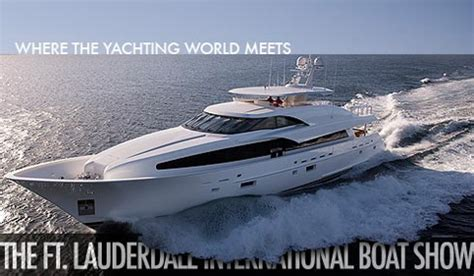 Boat Show Boca Raton by Fashion Week Launches During Winterfest Boat Show Boca