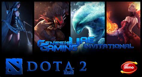 genesis gaming dota  uae amateur tournament
