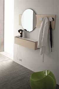 Miroir Pour Entrée : miroir rond by birex ~ Teatrodelosmanantiales.com Idées de Décoration