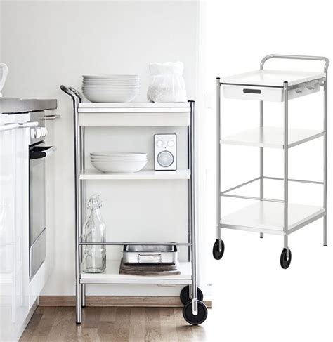 Küchenwagen Outdoor Ikea by Die Besten 25 Ikea Barwagen Ideen Auf