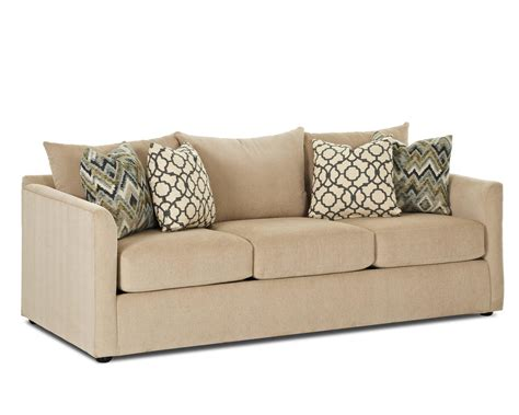 Sleeper Sofas With Memory Foam Mattresses by Transitional Sleeper Sofa W Enso Memory Foam Mattress By