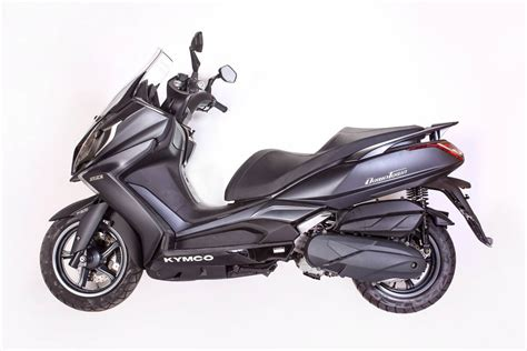 Kymco Downtown 250i Image by Modenas New Scooter