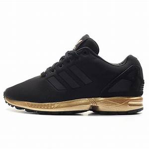 adidas zx flux damen copper metallic