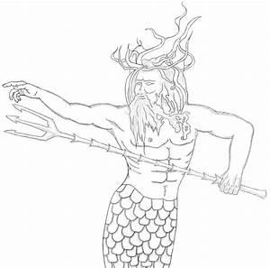 Poseidon by Khanicus on DeviantArt