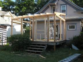 Screened in Porch Kits Designs