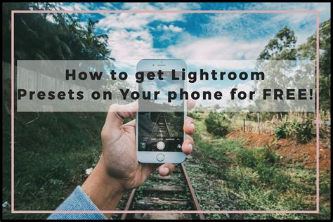 One click download free lightroom mobile presets for your phone. How to Use Lightroom Presets on Your Mobile (FREE!) Plus ...