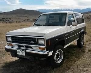 $3,200 Barn Bronco: 1987 Ford Bronco II