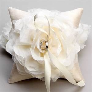 stunning wedding rings wedding pillow ring With pillows for wedding rings