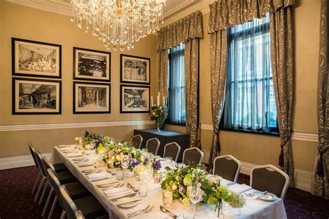 Book The Melville Room, Chiswell Street Dining Rooms