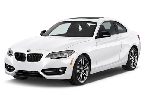 Image 2017 Bmw 2series 230i Coupe Angular Front Exterior
