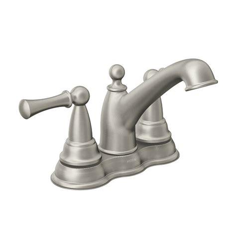 moen watersense bathroom sink faucet lowe 39 s canada