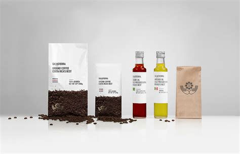 New Packaging For Salvatierra By Anagrama Bp&o