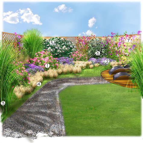 amenagement petit jardin un petit jardin bien tranquille jardin ext 233 rieur jardineries truffaut projet d am 233 nagement