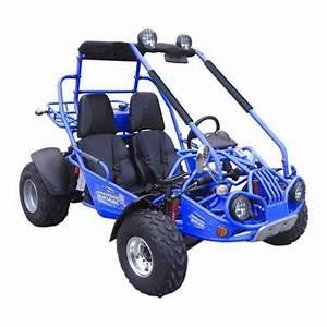 Trailmaster 150 Xrx Go-kart