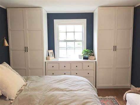 Pax Hemnes Kleiderschrank by Blue And White Bedroom Quot Gentleman S Gray Quot By