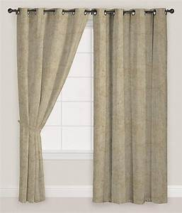 Presto Beige Colour Solid Velvet Long Door Curtain Solid ...