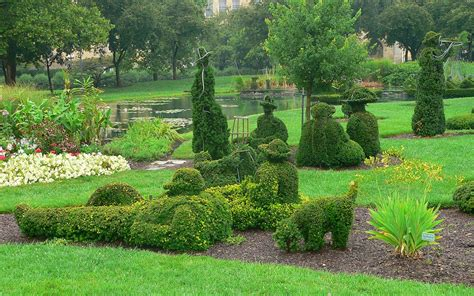 The Garden Columbus Ohio by America S Most Beautiful Gardens Travel Leisure