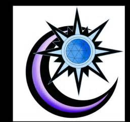 Twitches Sun and Moon Tattoo