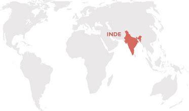 Carte Du Monde Inde by Inde Entrepreneurs Du Monde