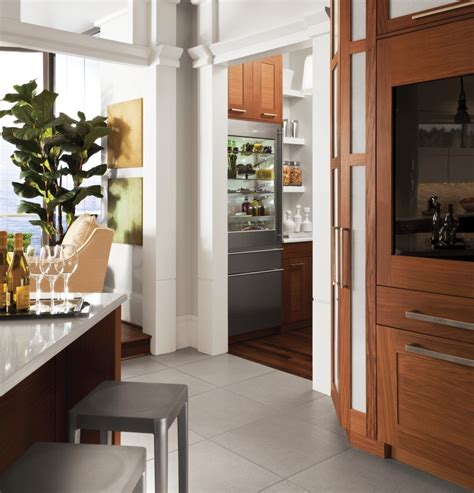 zikgnhii monogram  fully integrated glass door refrigerator  single  dual