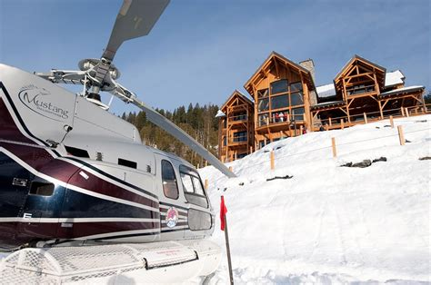 bighorn ski chalet revelstoke bc canada hamill creek