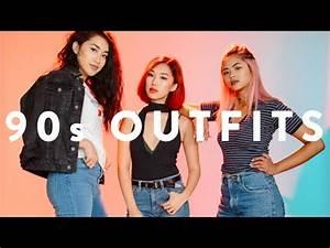 90u0026#39;s OUTFITS styled by IAMKARENO - YouTube