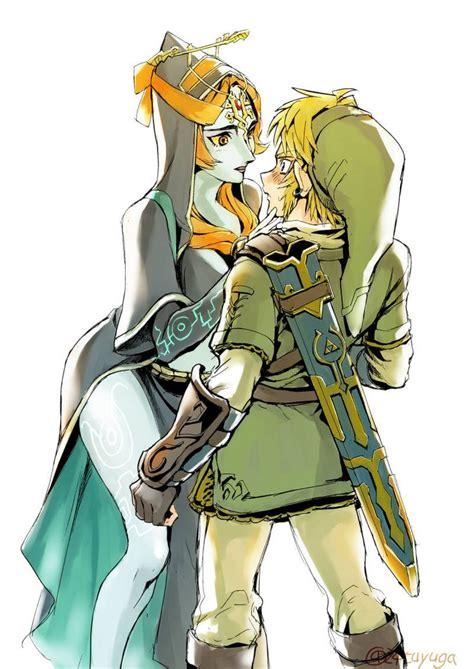 143 Best Link X Midna Midlink The Legend Of Zelda