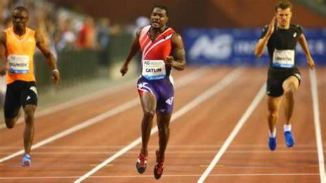 Gatlin Continues Win Streak In Rieti  Athletics Live